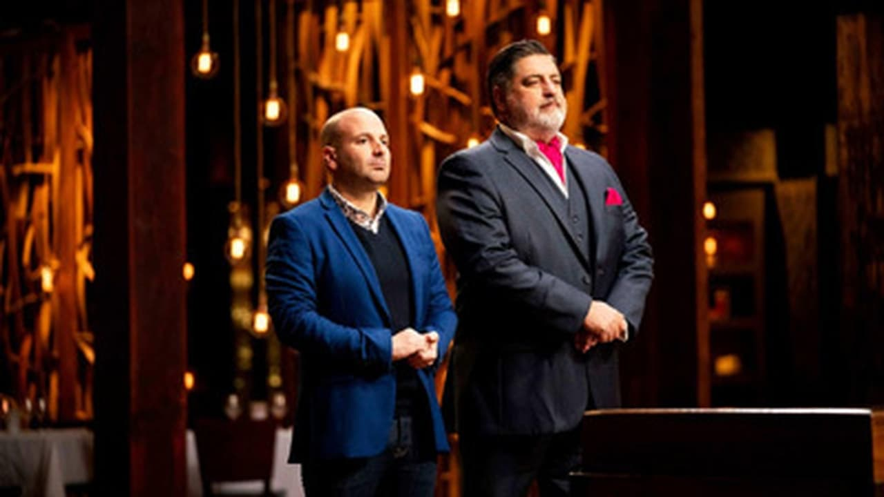MasterChef Australia - Season 10 Episode 49 : Elimination Challenge - Peter Gilmore's Snow Egg & Masterclass