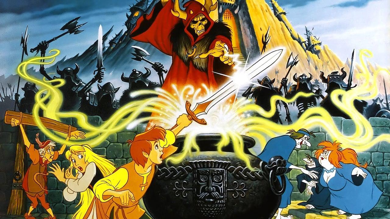 The Black Cauldron 5