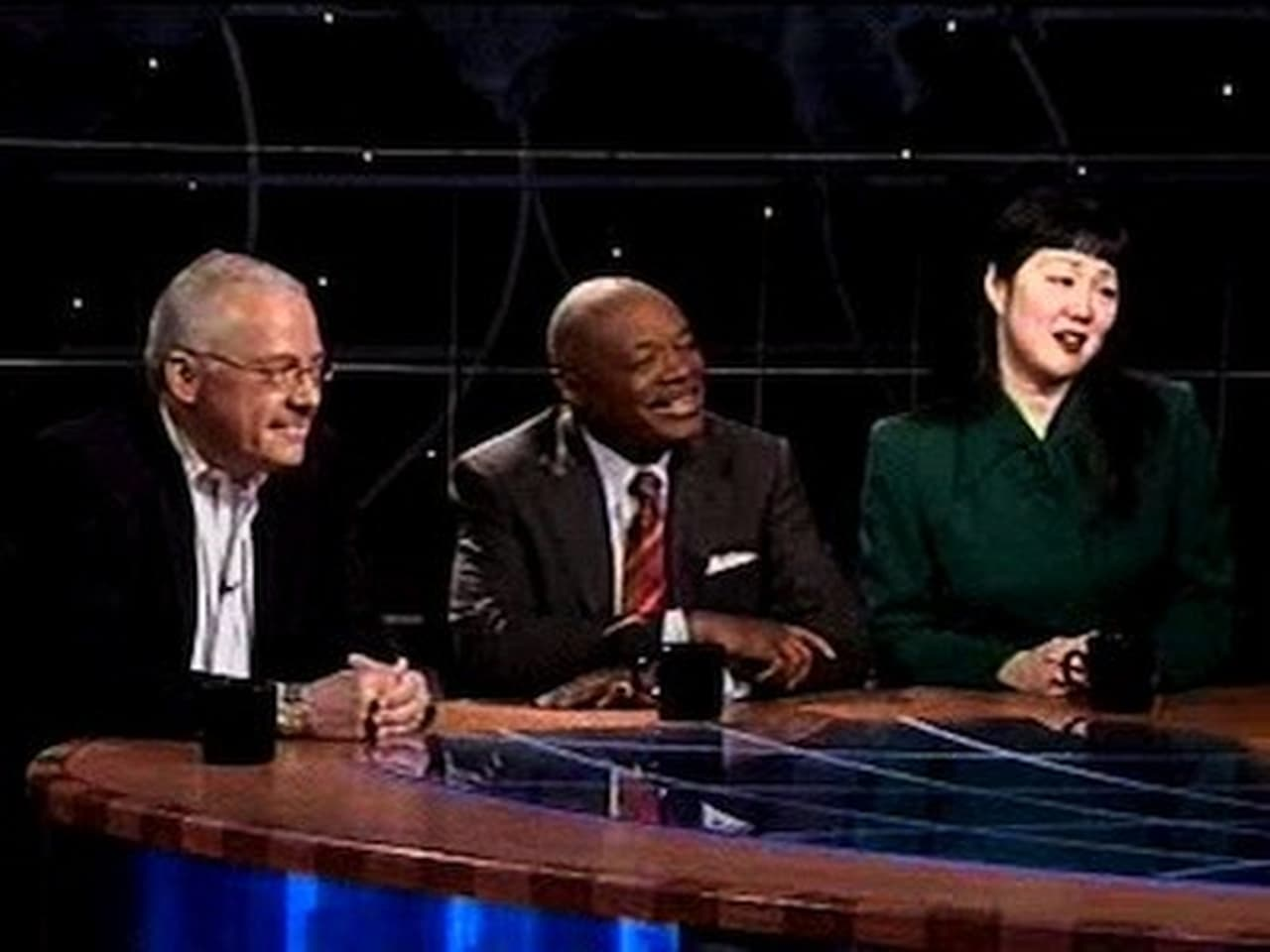 Real Time with Bill Maher - Season 1 Episode 15 : August 22, 2003