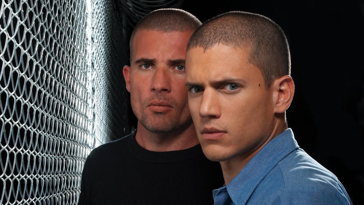cover-Prison Break