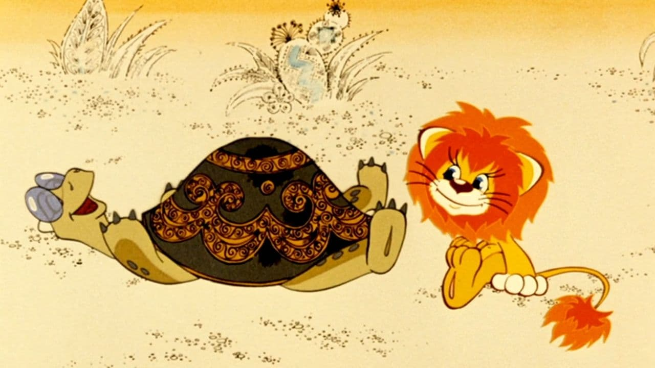 How the Lion Cub and the Turtle Sang a Song