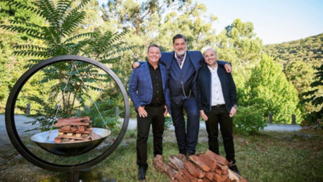 MasterChef Australia - Season 10 Episode 33 : Team Challenge - Three-course fire challenge