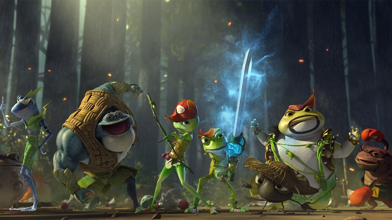 cover-El reino de las ranas