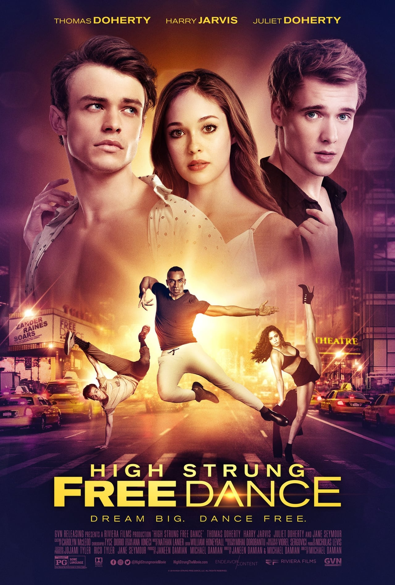 High Strung Free Dance (2019)