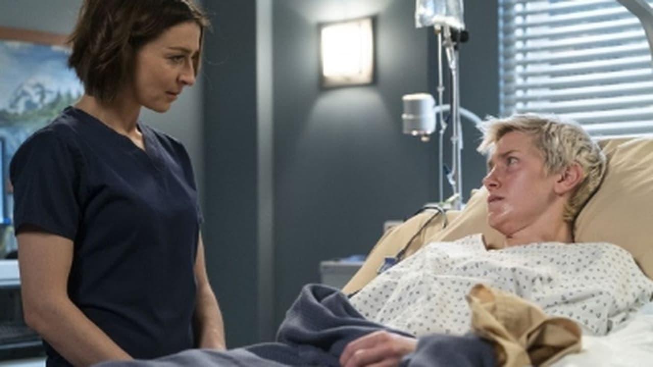 Greys Anatomy Season 15 Episode 18 Abc Watch Tv Series Greys