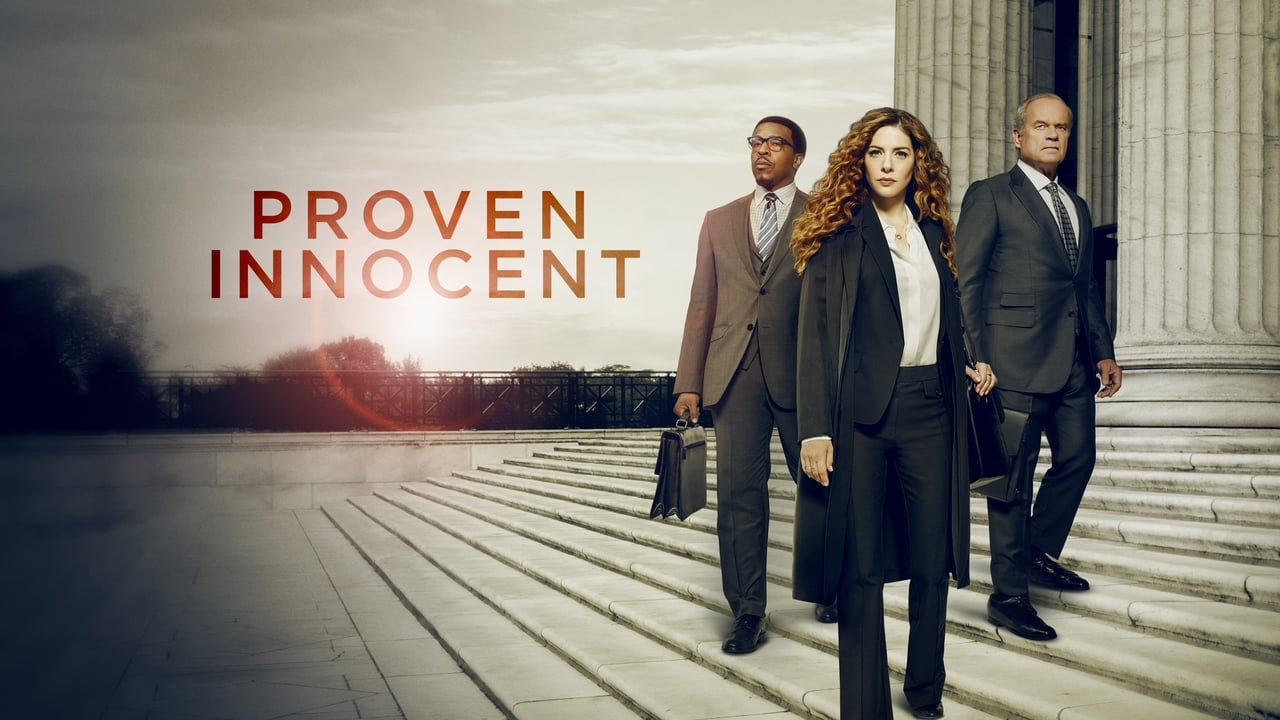 cover-Proven Innocent