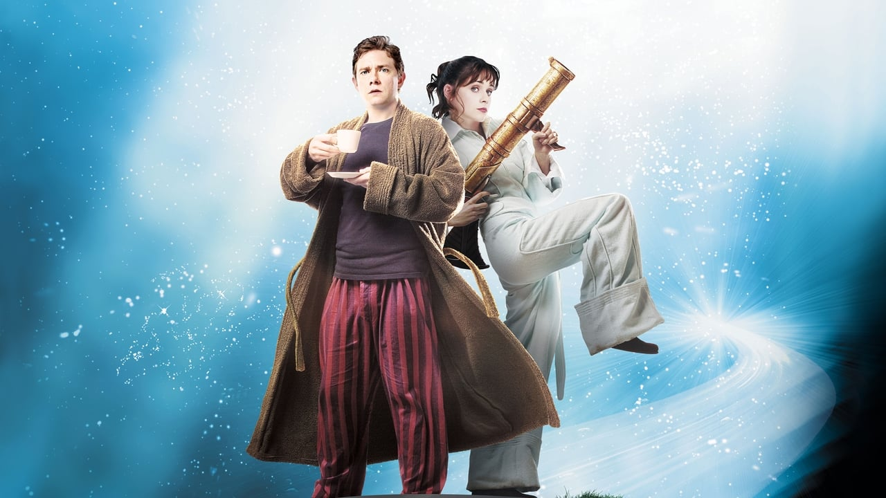The Hitchhiker's Guide to the Galaxy 4