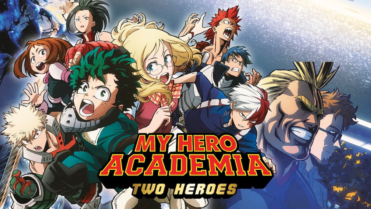 My Hero Academia: Two Heroes 1