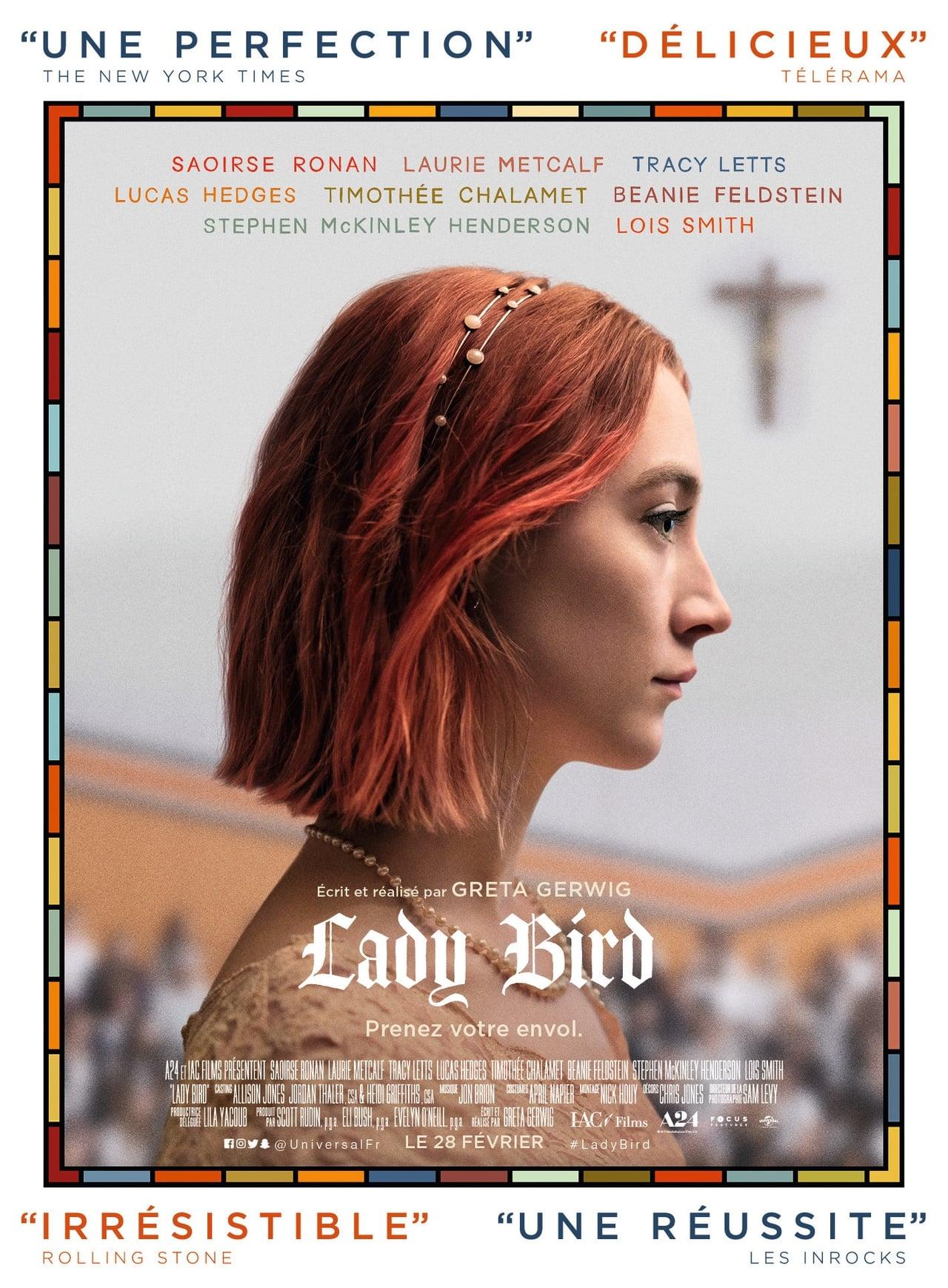 Lady Bird Subtitles