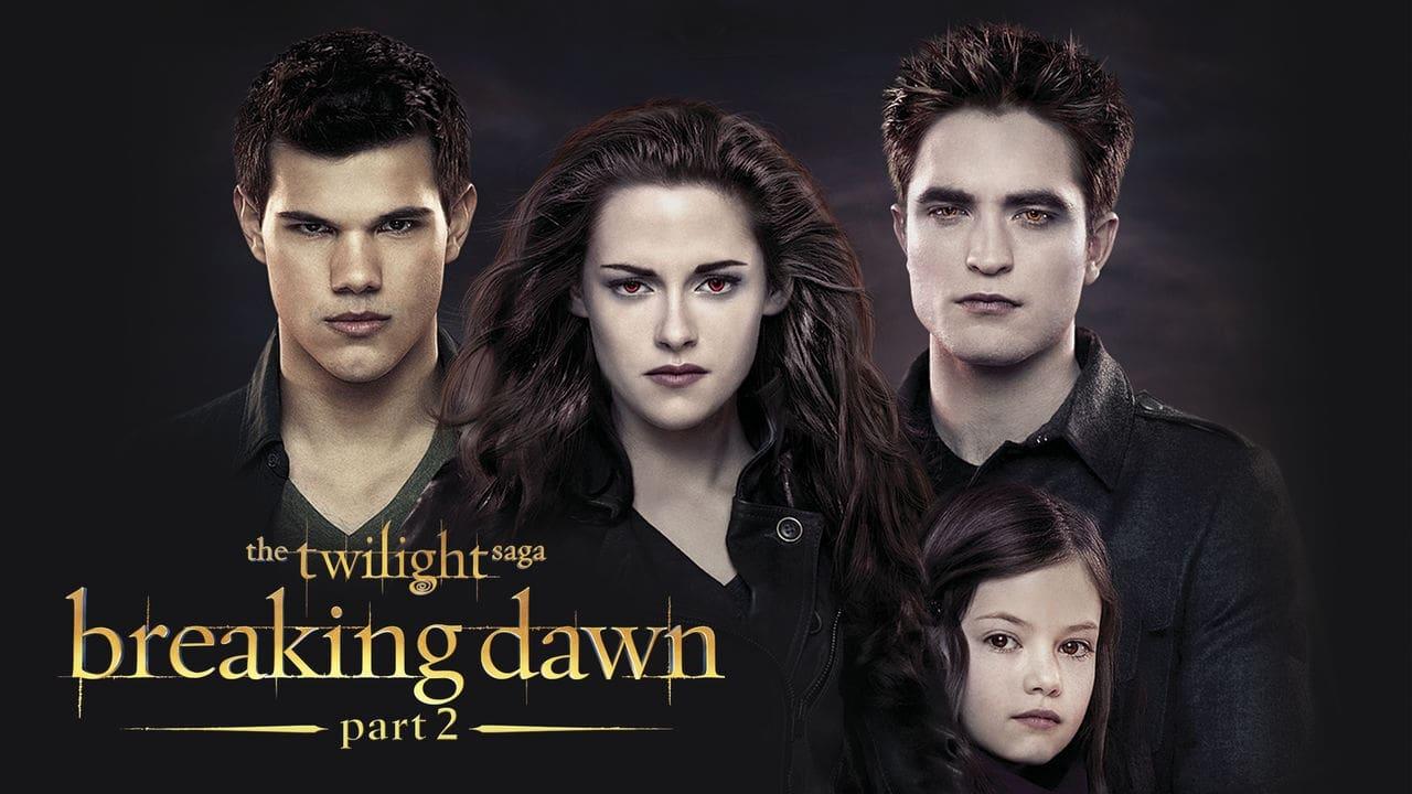 The Twilight Saga: Breaking Dawn - Part 2 3