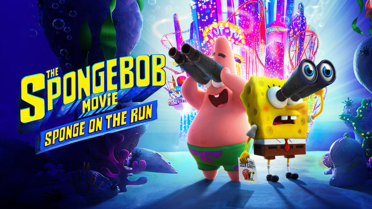 The SpongeBob Movie: Sponge on the Run 2