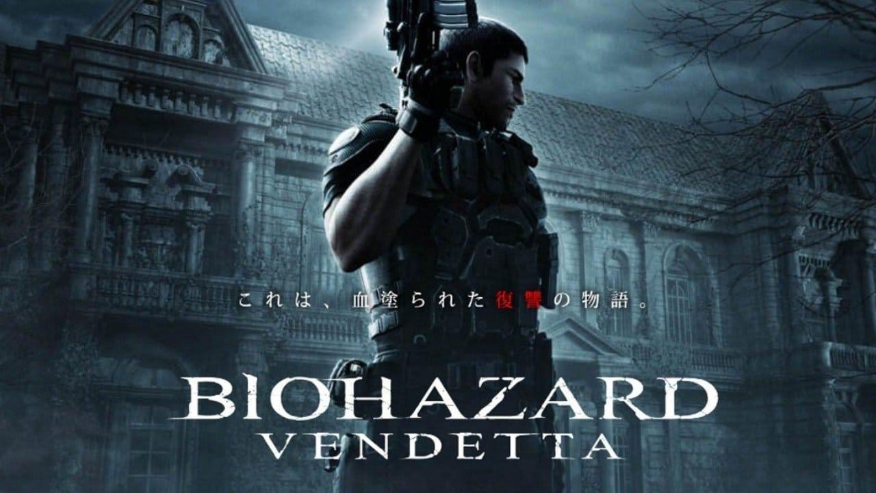 Resident Evil: Vendetta (2017) ผีชีวะ ล้างบางเชื้อคลั่ง
