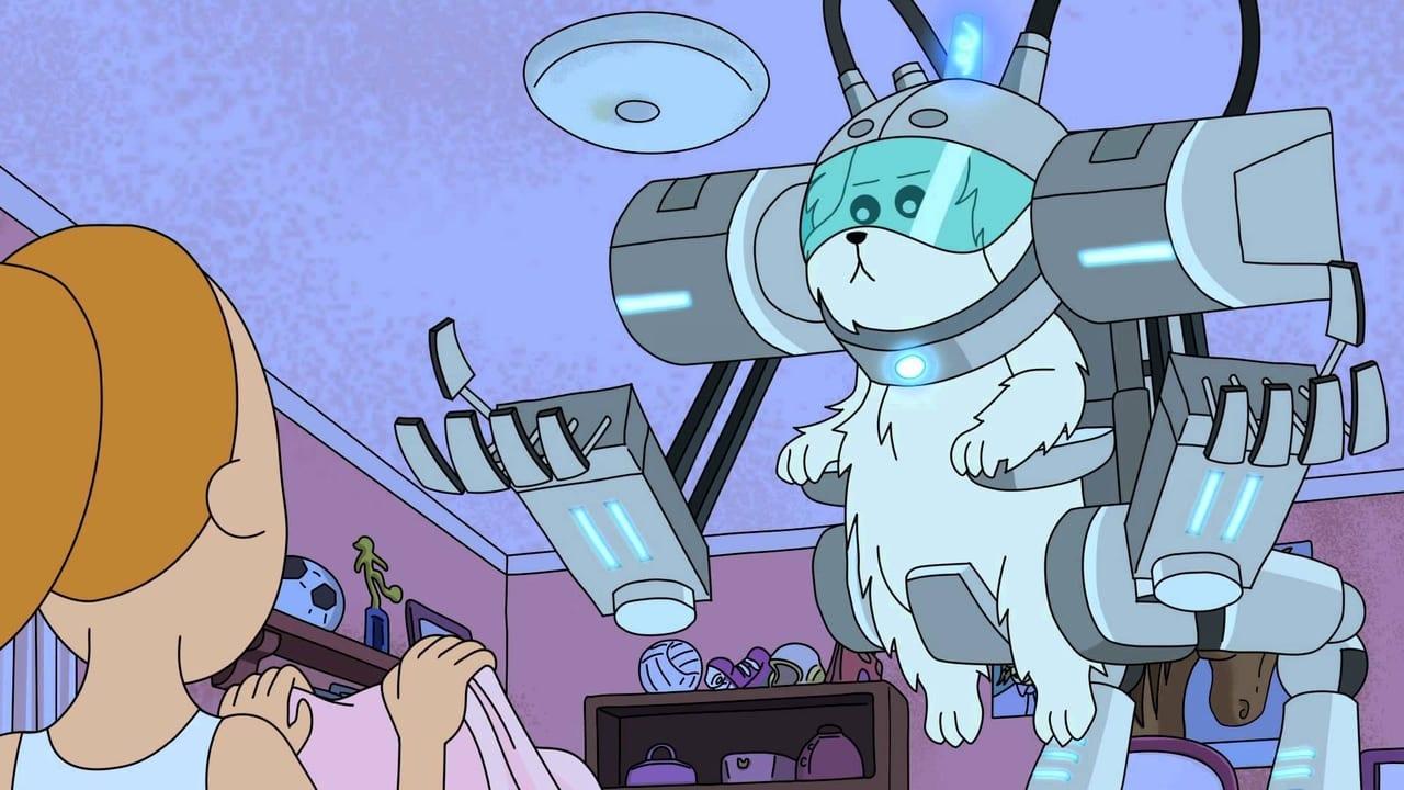 Rick and Morty - Season 1 Episode 2 : Lawnmower Dog (2020)