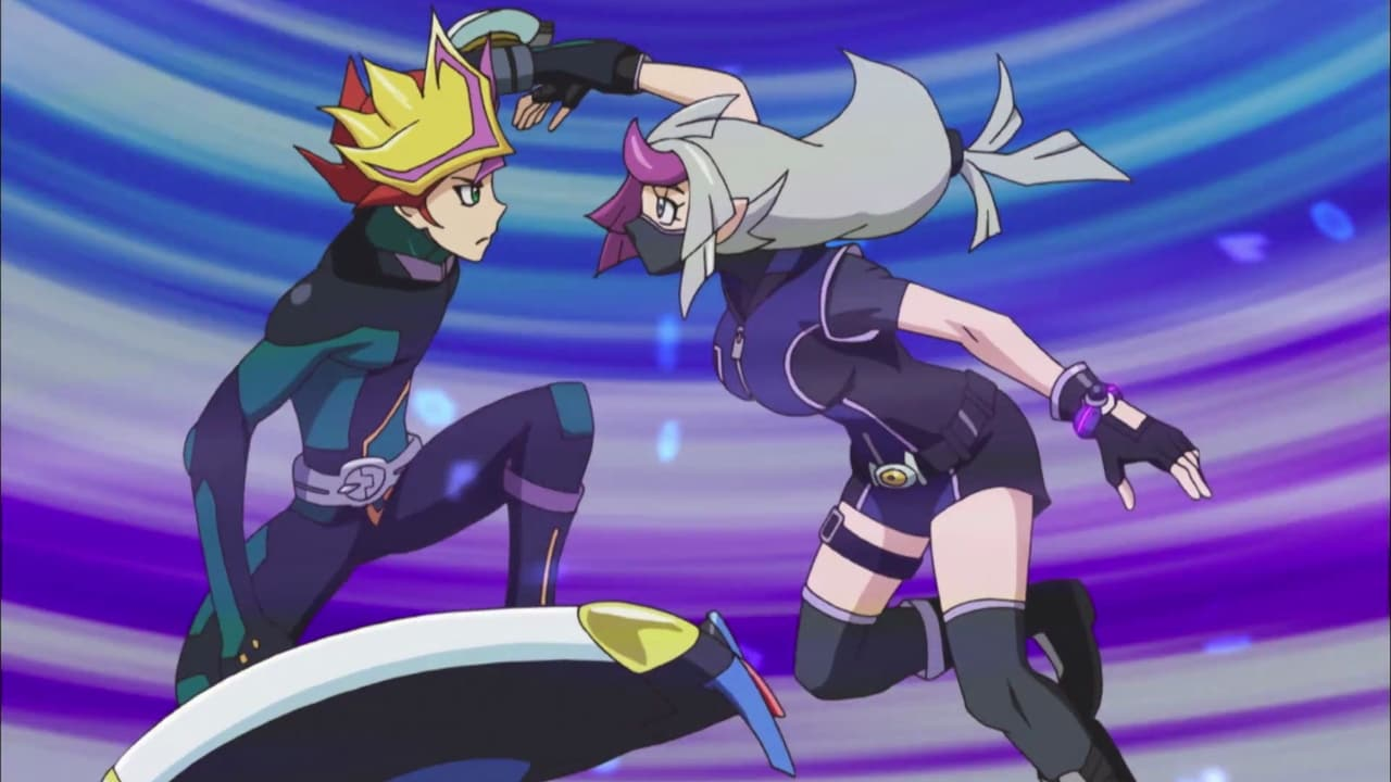 <b>Yu</b>-<b>Gi</b>-<b>Oh</b>! Zexal <b>temporada</b> <b>3</b>, episodio 32 (Fists of Fury ...