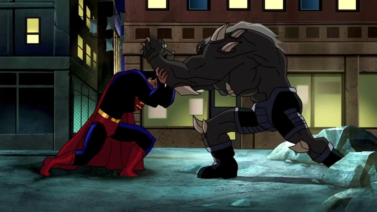 Superman: Doomsday 1