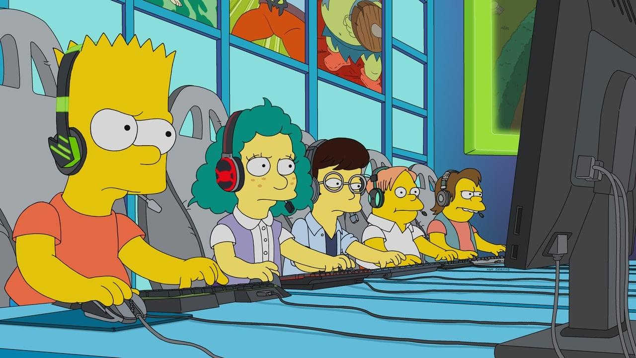 The Simpsons - Season 30 Episode 17 : E My Sports