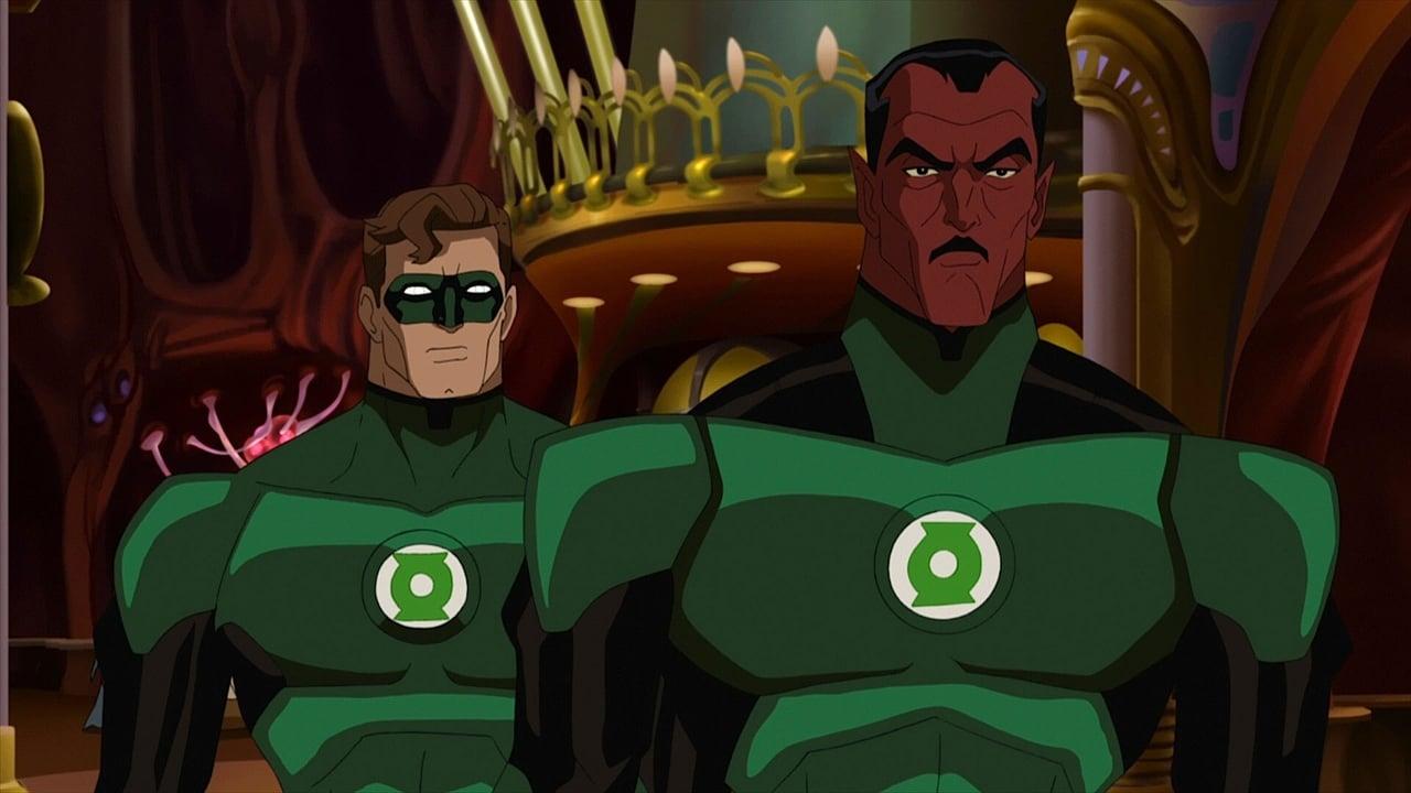 Green Lantern: First Flight 5