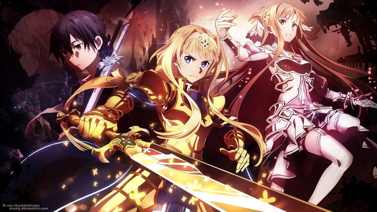 Sword Art Online - Season 3 Episode 3 : The End Mountains