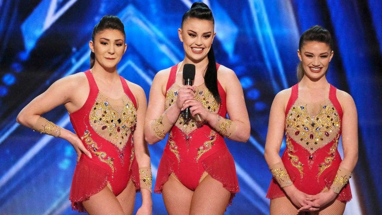 America's Got Talent - Season 15 Episode 2 : Auditions 2