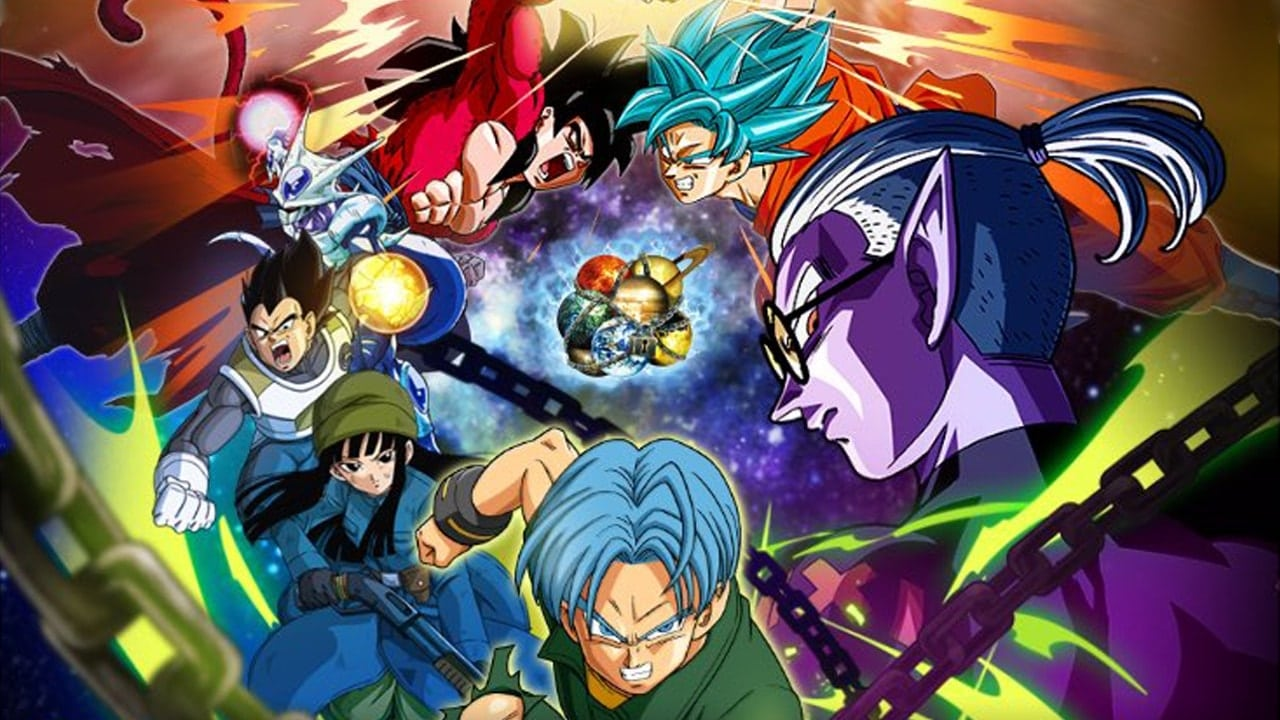 Super Dragon Ball Heroes - New Space-Time War Arc