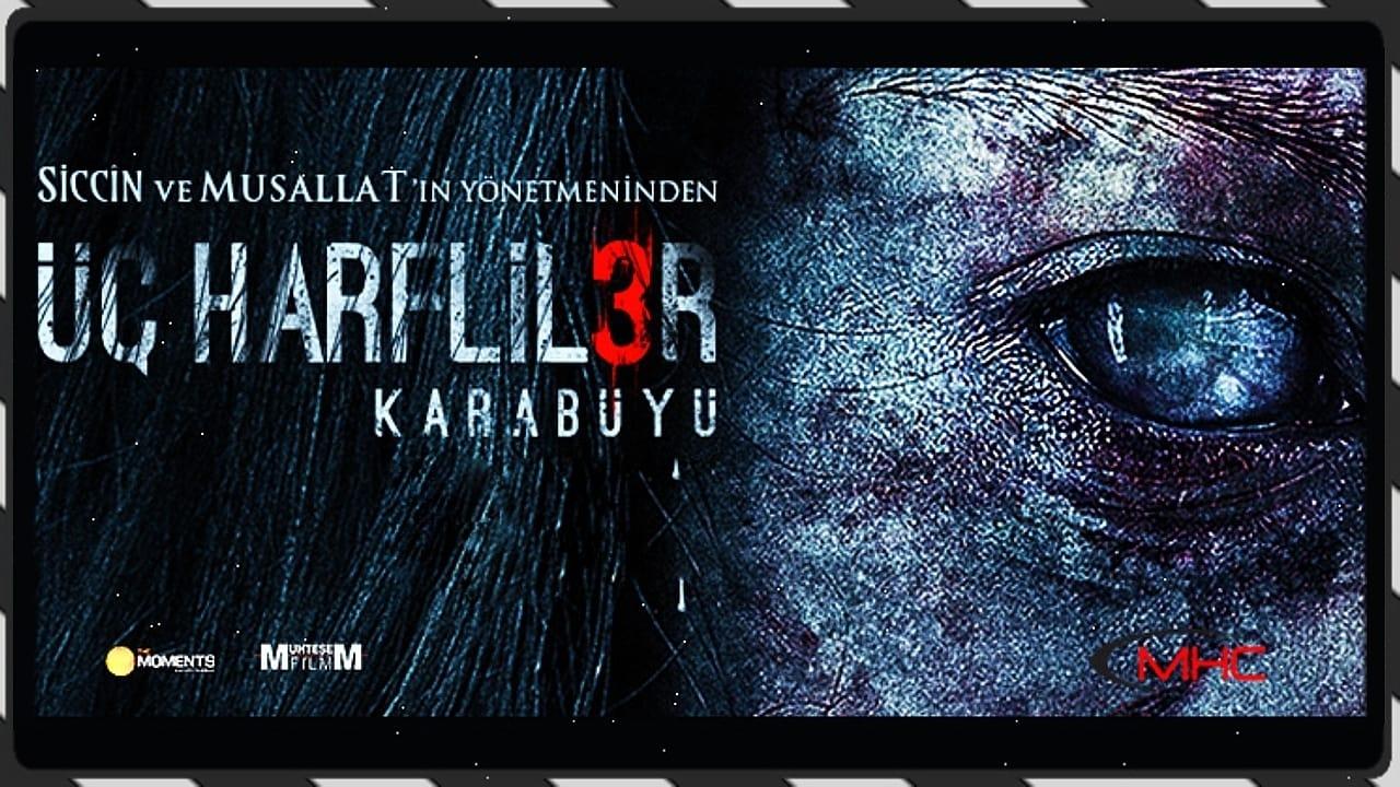 cover-Üç Harfliler 3: Karabüyü