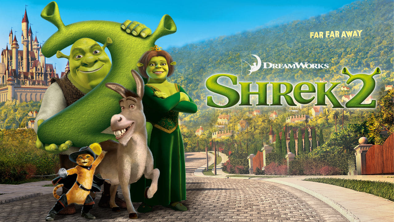 Assistir Shrek 2 Online Dublado HD 720p