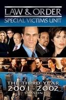 Ley y orden: unidad de víctimas especiales Temporada 3