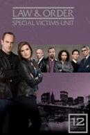 Ley y orden: unidad de víctimas especiales Temporada 12
