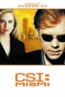 CSI: Miami Temporada 3