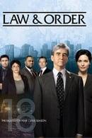 La ley y el orden Temporada 18