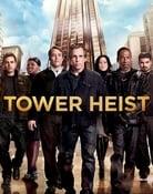 Filmomslag Tower Heist
