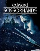 Filmomslag Edward Scissorhands