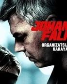 Filmomslag Johan Falk 10: Organizatsija Karayan