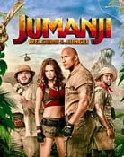 Filmomslag Jumanji: Welcome to the Jungle