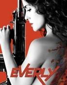 Filmomslag Everly