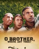 Filmomslag O Brother, Where Art Thou?
