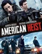 Filmomslag American Heist