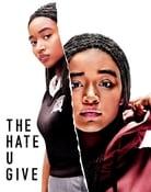 Filmomslag The Hate U Give