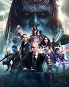 Filmomslag X-Men: Apocalypse