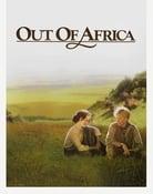 Filmomslag Out of Africa