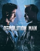 Filmomslag Demolition Man