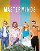 Filmomslag Masterminds