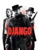 Filmomslag Django Unchained