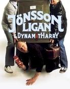 Filmomslag Jönssonligan & DynamitHarry