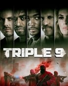 Filmomslag Triple 9