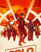 Filmomslag Solo: A Star Wars Story