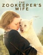 Filmomslag The Zookeeper's Wife