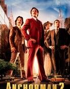Filmomslag Anchorman 2: The Legend Continues