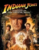 Filmomslag Indiana Jones and the Kingdom of the Crystal Skull