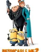 Filmomslag Despicable Me 2